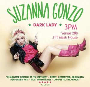 Suzanna Gonzo A5 ad